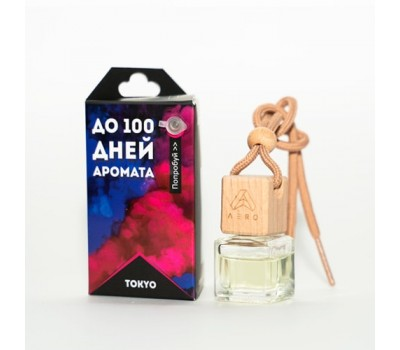 Автомобильный ароматизатор AERO-TOKYO